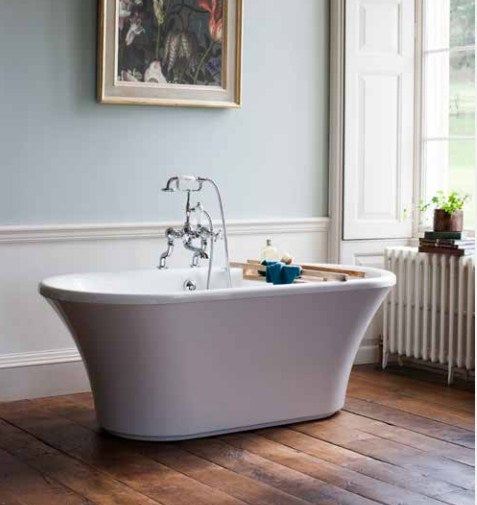 Burlington Brindley Soaking Bath Tubs - 170 x 75cm