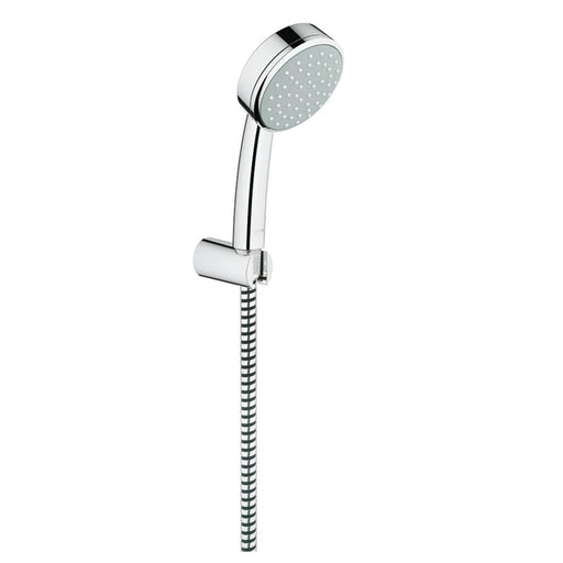 Grohe New Tempesta Cosmopolitan 100 Hand Shower Set with Holder And Hose - Chrome