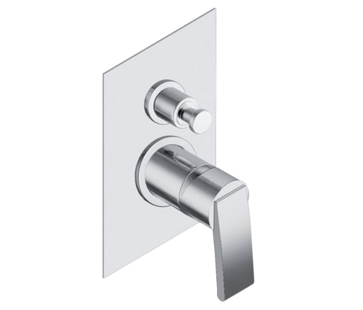JTP Wings single lever manual diverter