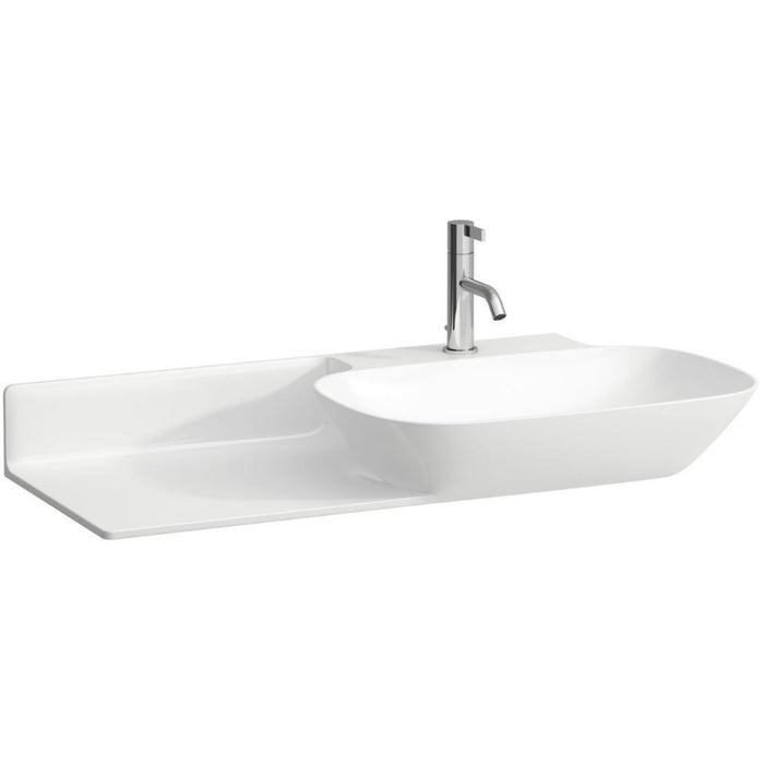 Laufen Ino Basin with Shelf One tap hole