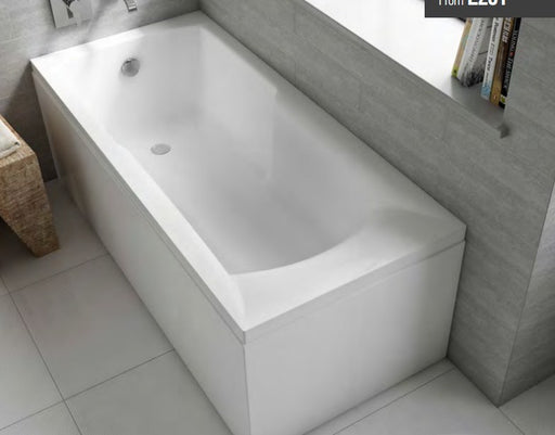 Carron Eco Axis 1650 x 700 Single Ended Bath