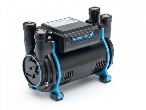 Salamander 2.6 Bar Twin Positive Head Regenerative Shower & Bathroom Pump