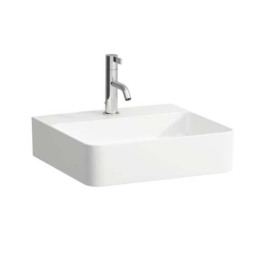 Vitra S20 Large Semi Ped - White