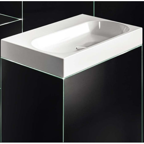 Kaldewei Avantgarde Centro Countertop Basin - One tap hole