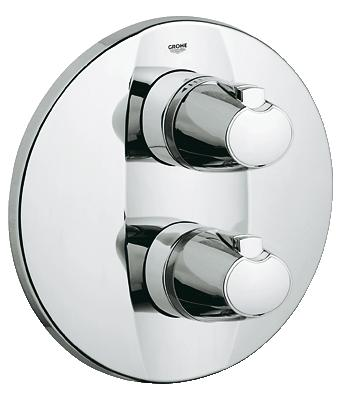 Grohe Grohtherm 3000 Trim Chrome