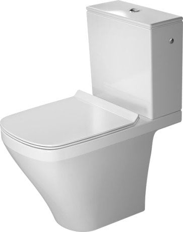 Duravit DuraStyle  Close-Coupled Toilet - White