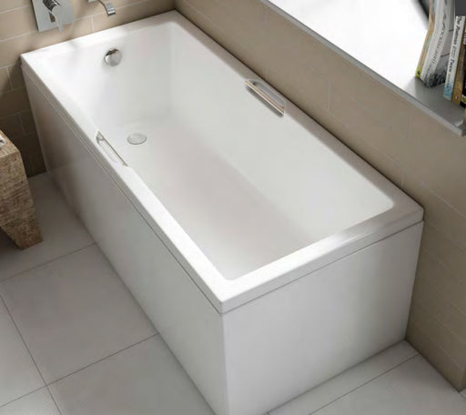 Carron Quantum Integra Twin Grip 1650 x 700 Single Ended Bath