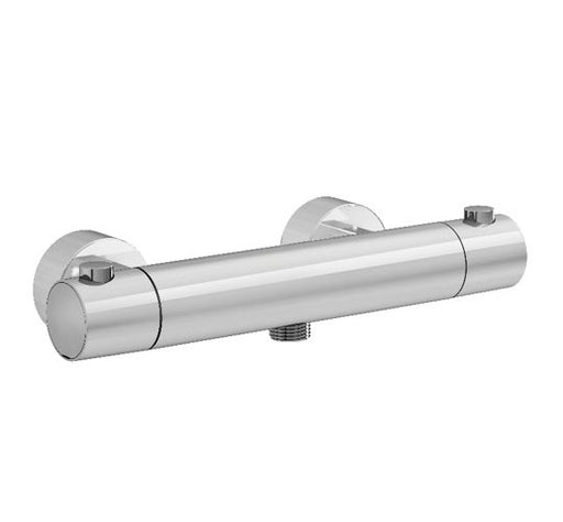 Vitra Aquaheat RS3 Thermostatic exposed shower valve - Chrome
