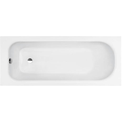 Laufen Solutions Rectangular L Panel - White