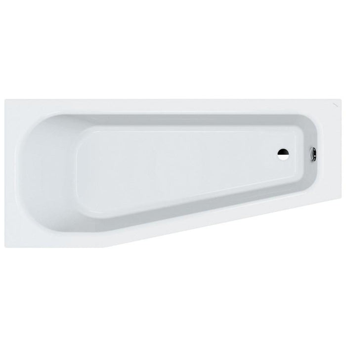 Laufen Solutions Space Saving Bathtub - White