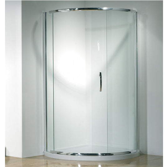 Kudos Infinite Semi-Frameless 1000mm Curved Sliding Enclosure