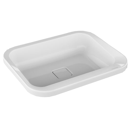 Kaldewei Avantgarde Emerso Built-in Basin No tap hole, no overflow