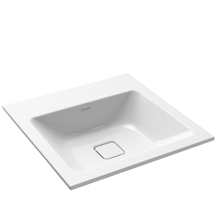 Kaldewei Avantgarde Cono Built-In Basin One tap hole