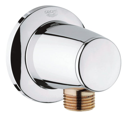 Grohe Movario Shower Outlet Elbow - 65mm Long - Chrome