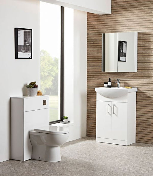 Tavistock Fitted WC Unit
