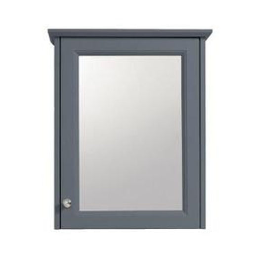 Heritage Caversham 1 Door Mirror wall Cabinet