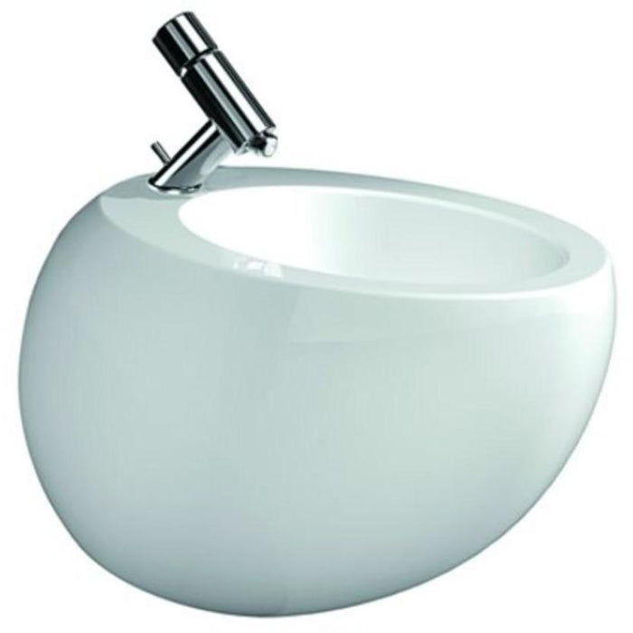 Laufen Alessi One Wall Hung Bidet - White