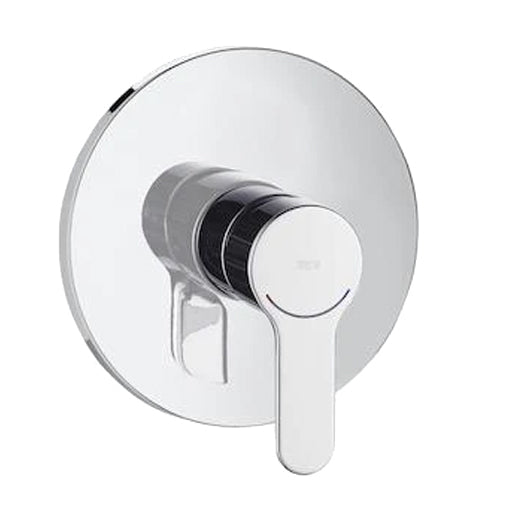 Roca L20 Built-in Bath or Shower Mixer Valve - Chrome