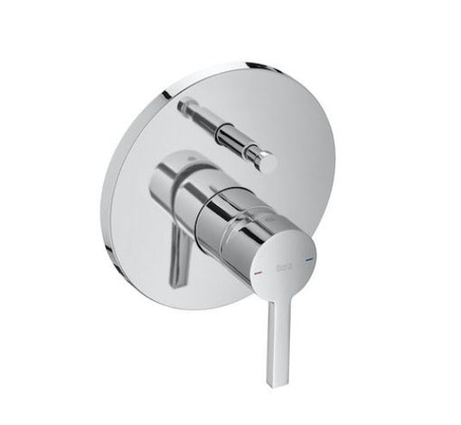 Roca Naia Built-In Bath Shower Mixer Valve