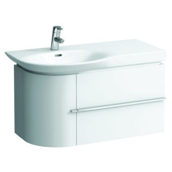 Laufen Palace 840mm Vanity Unit with 2 drawers and door