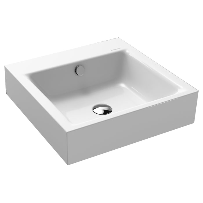 Kaldewei Ambiente Puro Countertop Basins One tap hole