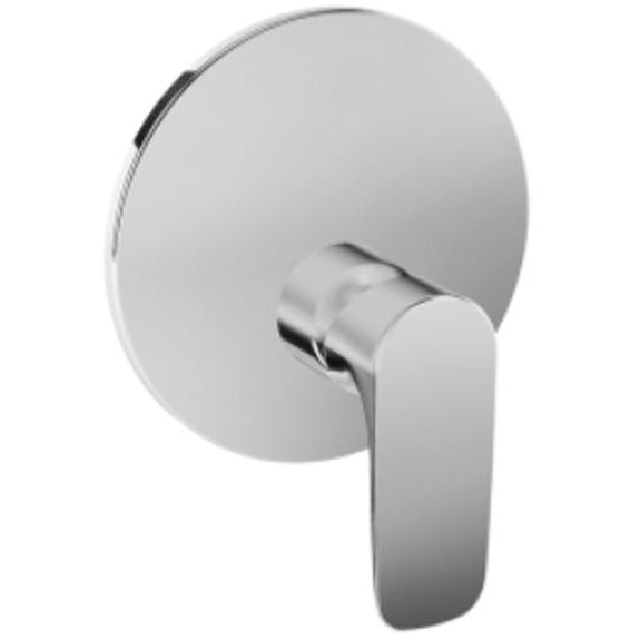 Vitra X Line Concealed Shower Valve Exposed Part - Chrome