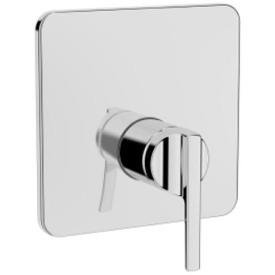 Vitra Suit U Concealed Shower Valve - Exposed Part - Chrome