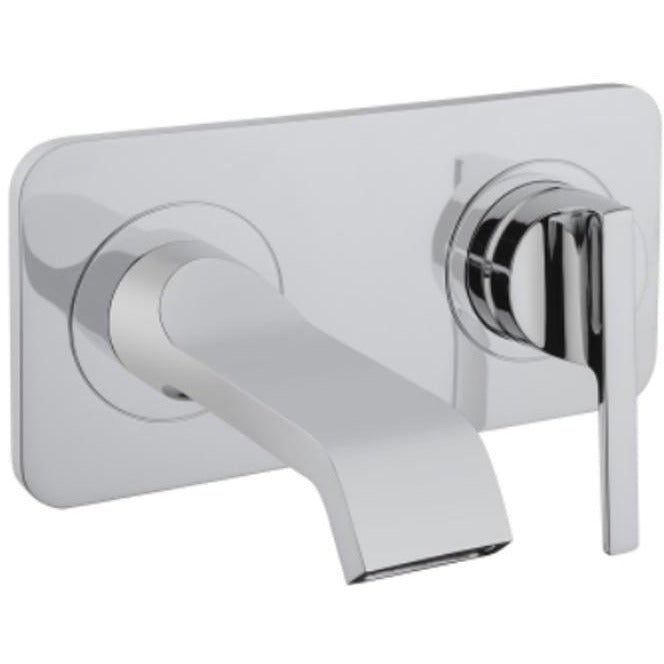 Vitra Suit U Wall Mounted Basin Mixer - Exposed Part