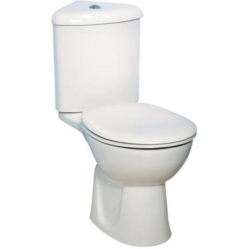Vitra Layton Corner Close Coupled WC Corner Pan