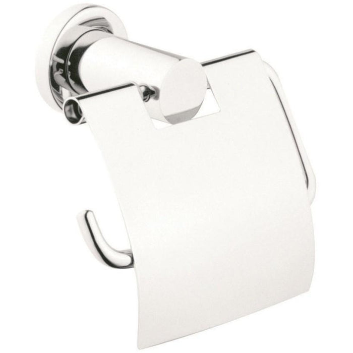 Vitra Ilia Covered Toilet Roll Holder 14 x 10h x 14cm