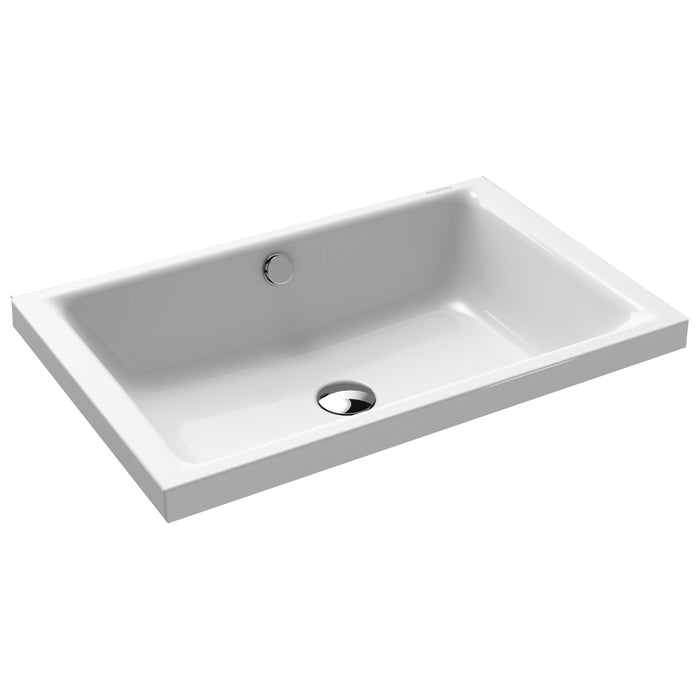 Kaldewei Ambiente Puro S Countertop Basins No tap hole