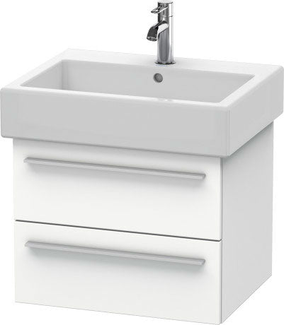 Duravit X-Large Wall-Mounted 2 Drawer Unit With Vero Basin