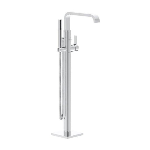 Grohe Allure Freestanding Ohm Bath Shower Mixer Tap With Hand Shower - Chrome