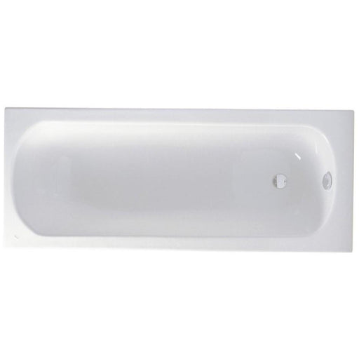 Vitra Balance Water Saving Bath Panel - White