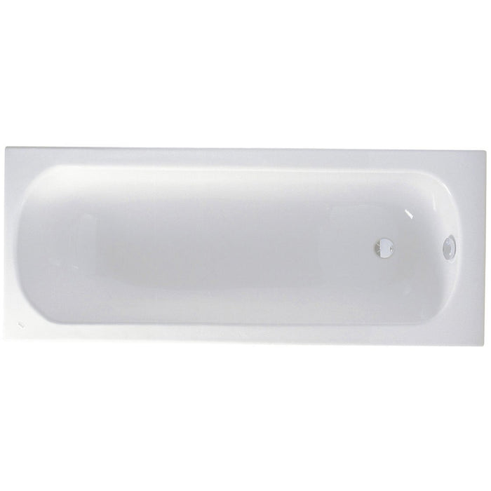 Vitra Balance Water Saving Acrylic Bath Leg Set - White