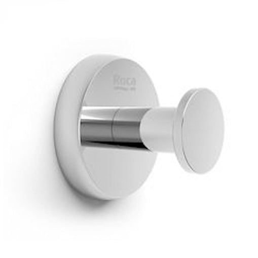 Roca Twin Robe Hook - Chrome