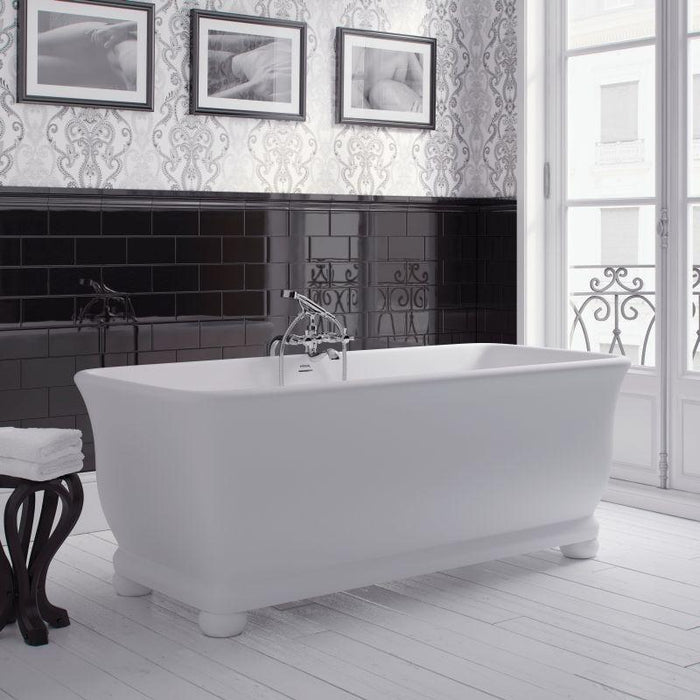 Imperial Putney Bath - White