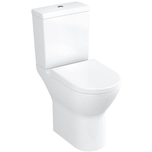 Vitra S50 Comfort Raised Height Close Coupled WC Pan