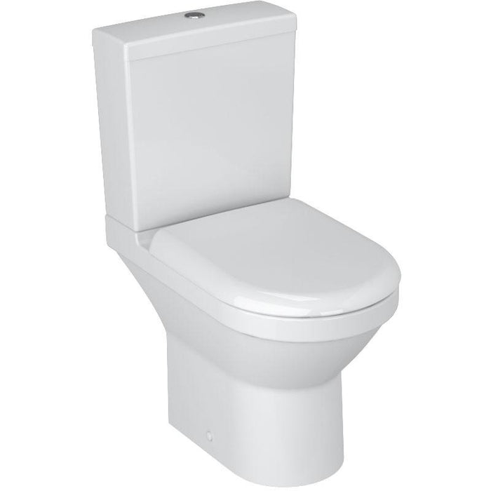 Vitra Cistern & lid including top flush cistern fittings - White
