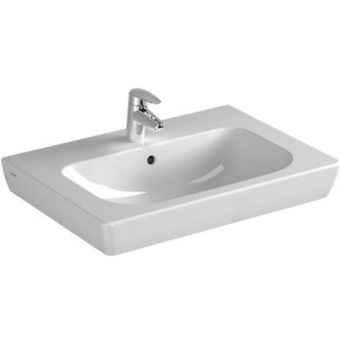 Vitra S20 Vanity Basin One tap hole