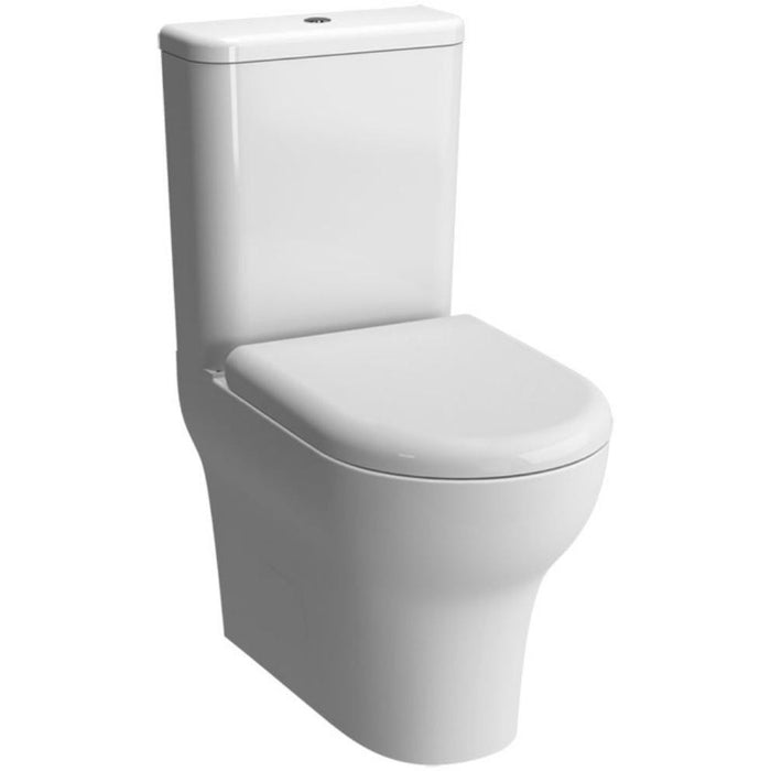 Vitra Zentrum Close Coupled back to wall Toilet