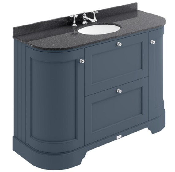 Bayswater 1200mm 2-Drawer/2 Door Basin Cabinet