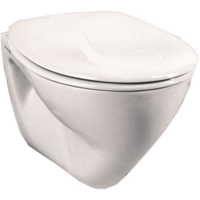 Vitra Arkitekt Short Projection Wall Hung Toilet & Seat