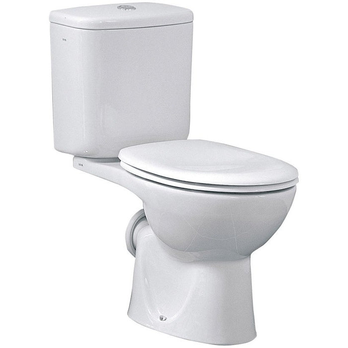 Vitra Layton Cistern and lid - White
