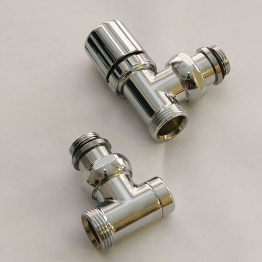 Aeon Decor Valve pair complete with 15mm tube connectors