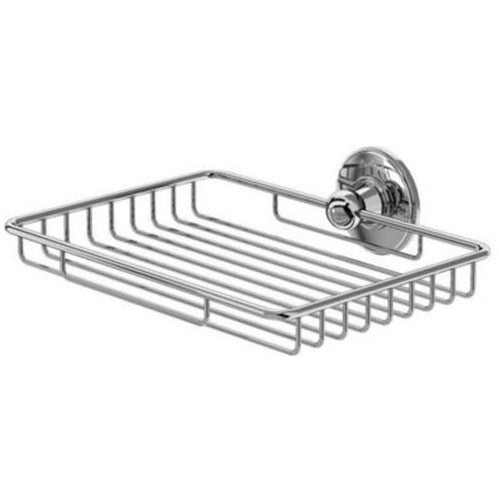 Burlington Soap Basket - Chrome