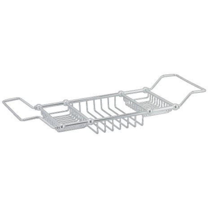 Burlington Extendable Bath Rack - Chrome