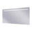 Abacus Pure Wall Hung LED Mirror with Single Light Top