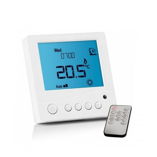 Abacus Essentials Touchscreen Thermostat for Underfloor Heating