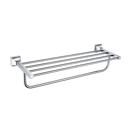 Heritage Chancery Double Bathroom Towel Shelf